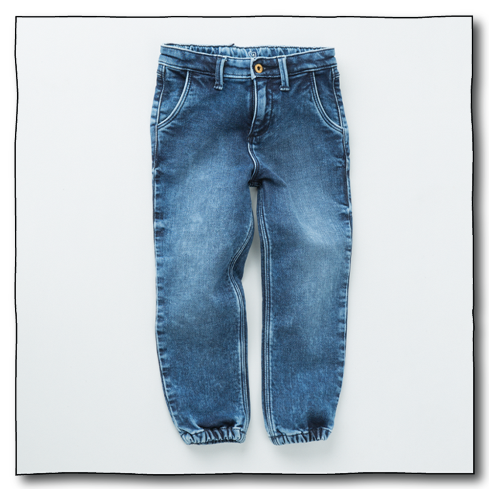 Boys Denim Joggers