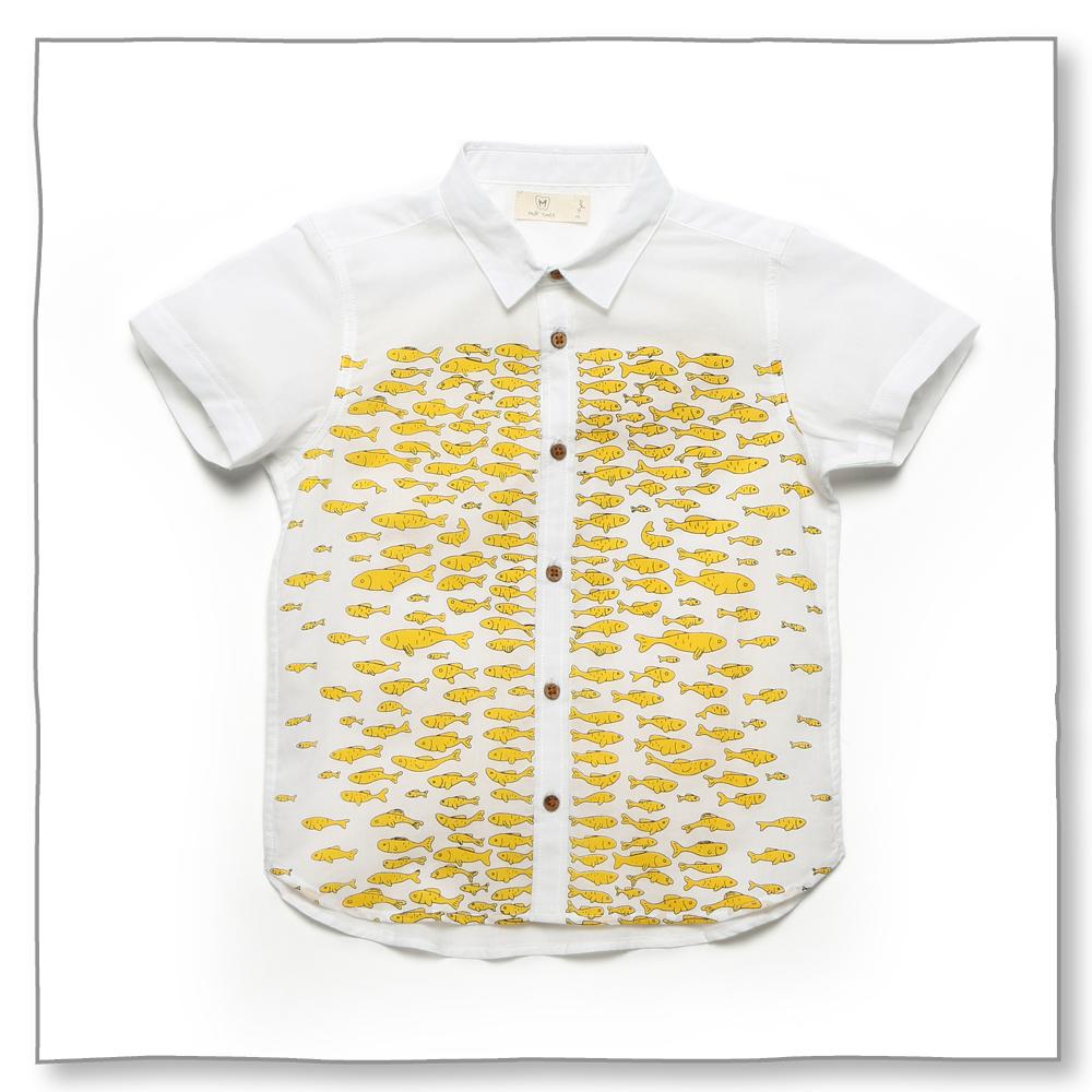 Boys Eel Shirt