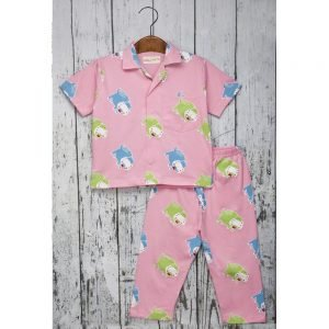 Boys Hippo Night suit