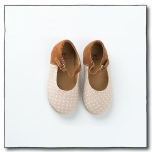 Peach Girls Sandals