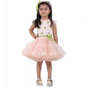 Polka Tutu Dress