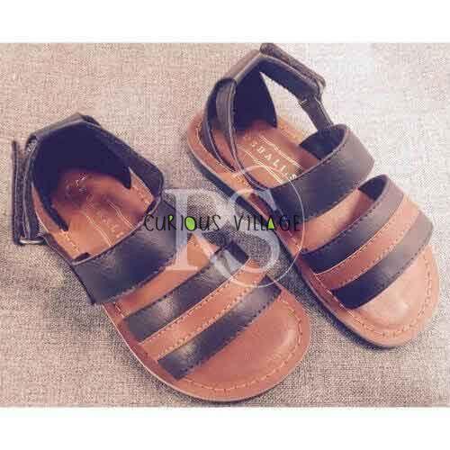 Brown & Tan sandals