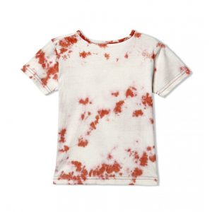WHITE TERRACOTTA PARAM T-SHIRT