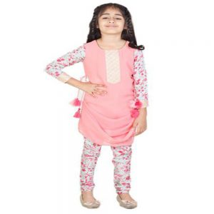 SMART INDIAN PEACH CORAL SUIT