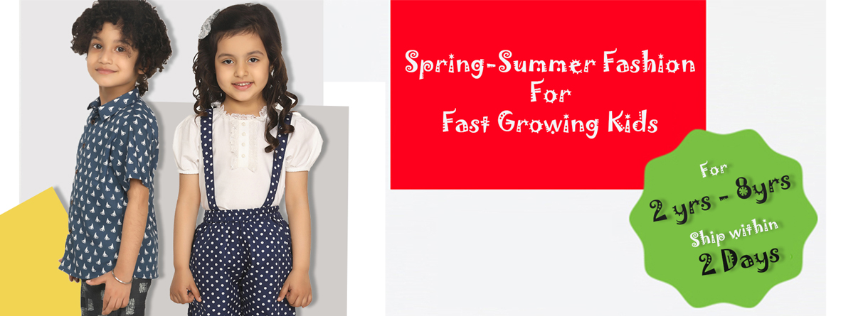 Kids Designer Clothing