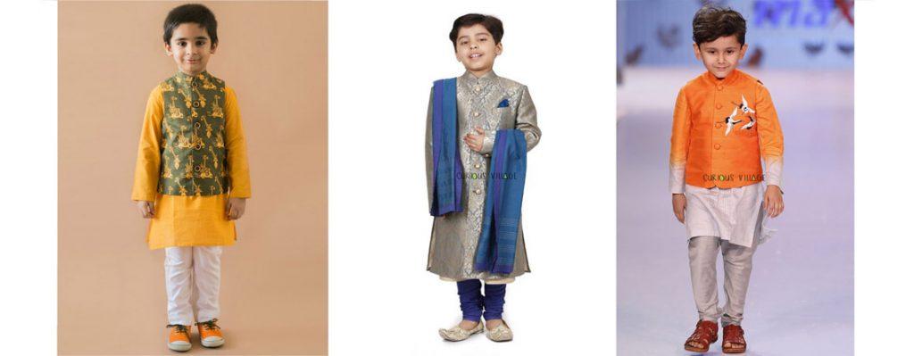 boys traditional attires
